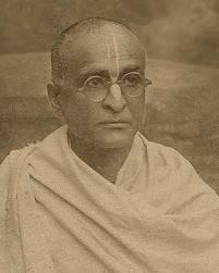 Bhaktivendanta Sarasvati thakurji