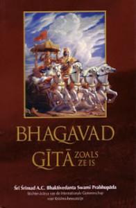 Bhagavad Gita - Zoals ze is